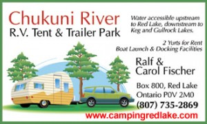 Chukuni River Tent and Trailer Park