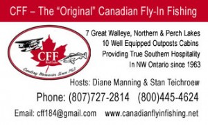 Canadian Fly-In Fishing