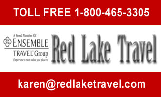 Red Lake Travel