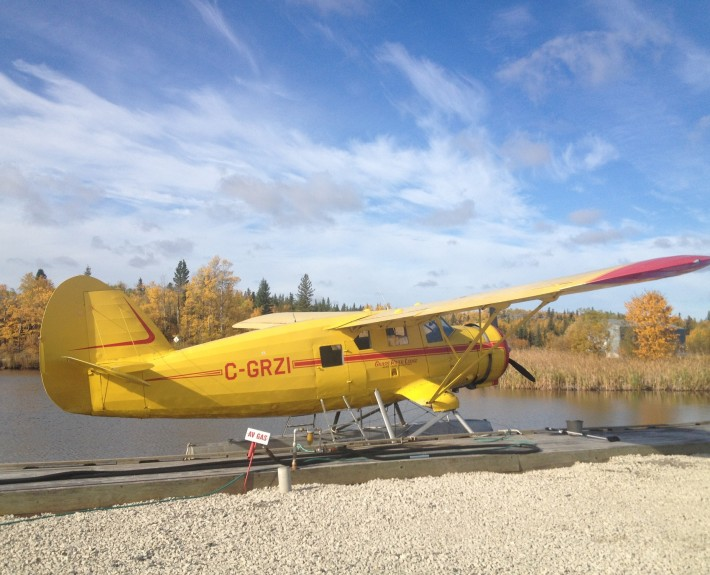Serial 175, Mk VI RZI at Channing after completion of the fishing lodge season.  Of note, this is the only Norseman on the Canadian register with C-Gxxx.